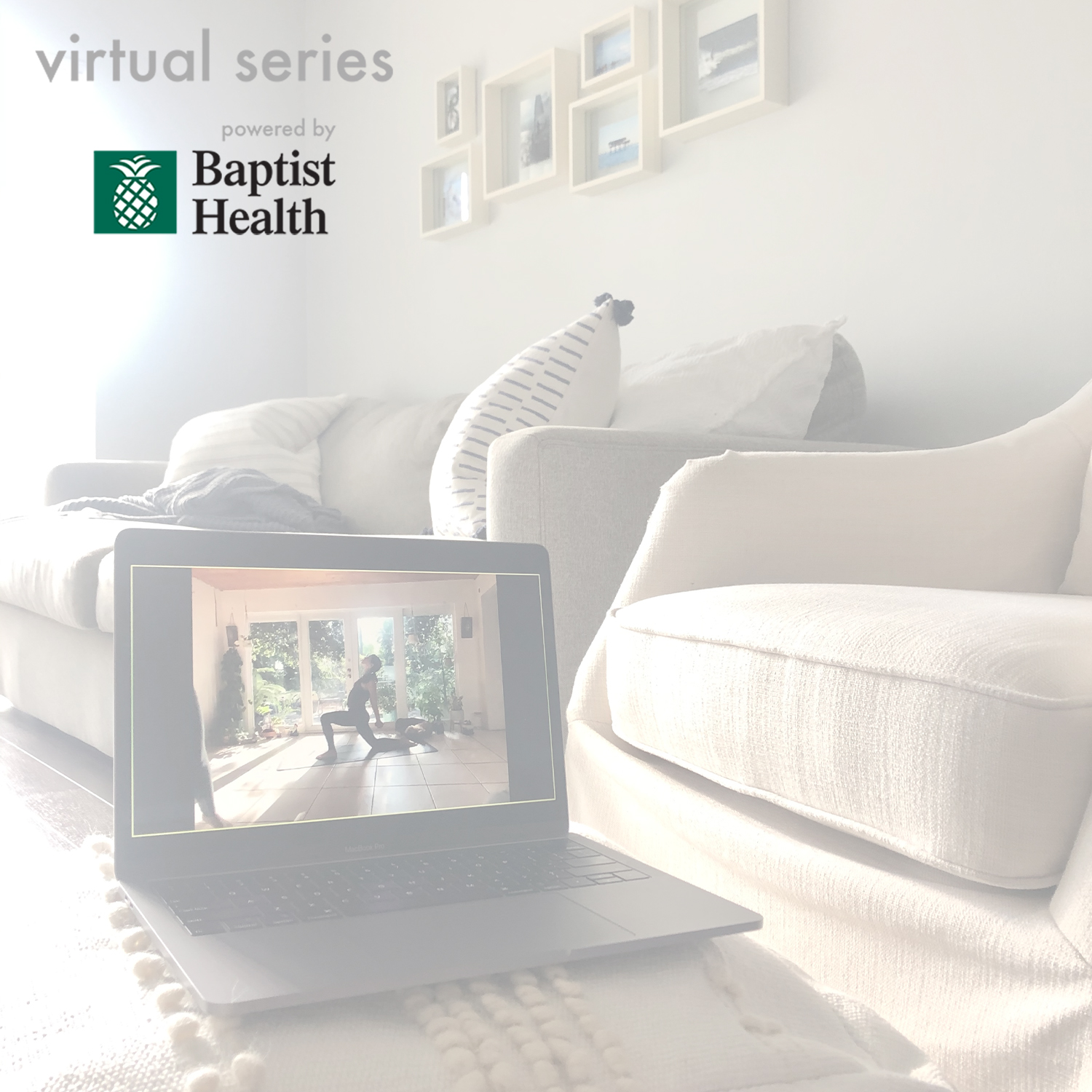 Baptist Health virtual events